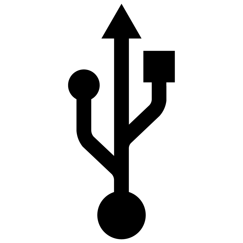 usb symbol     Vector Images Icon Sign And Symbols