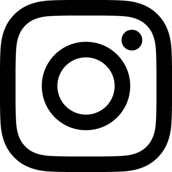 logo instagram vector white