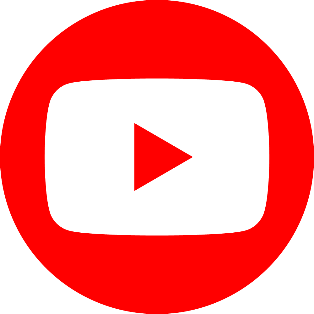 Youtube red circle free vector icons youtube red circle buycottarizona Image collections