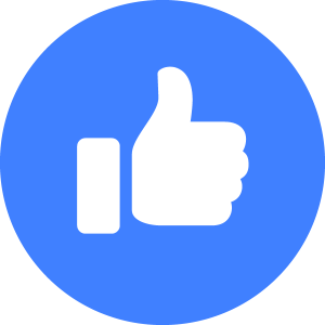 Facebook Like | | Free Vector Icons