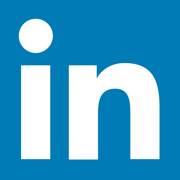 LinkedIn Icon Square