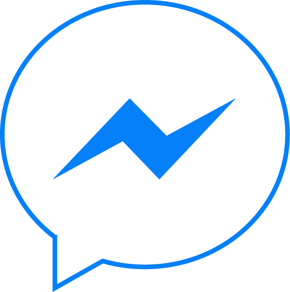 Facebook Messenger Lite Free Vector Icons